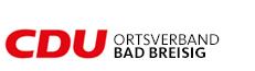 CDU-Ortsverband Bad Breisig Logo